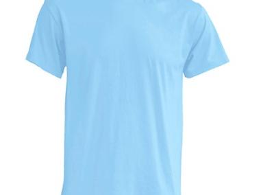 tshirt azul neon