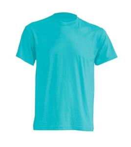 tshirt turquesa