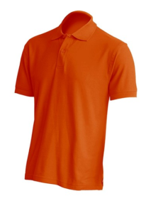 polo naranja