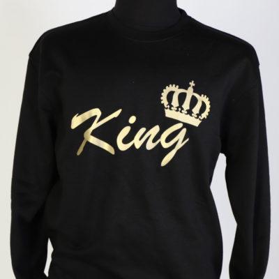 sudadera king