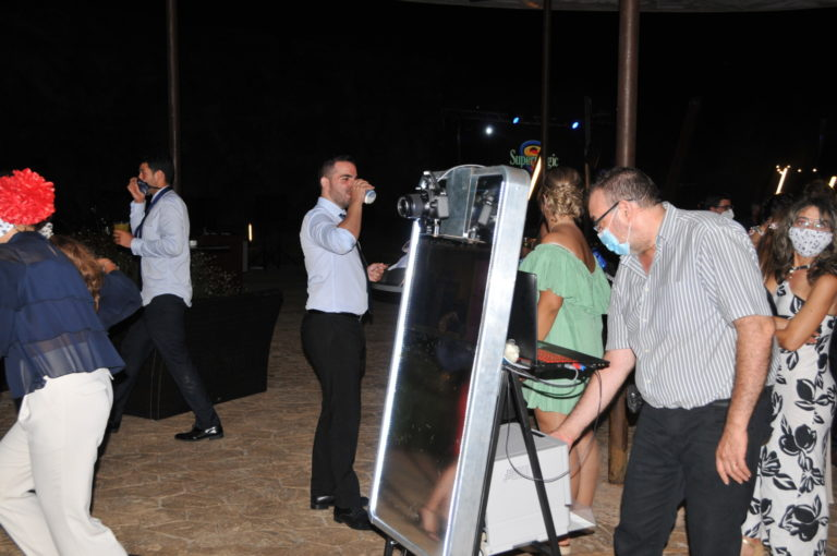 fotomatón en boda